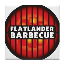 Flatlander Barbecue Competition Barbecue Team Tile