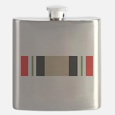 Iraq Campaign Flask