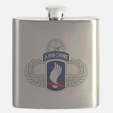 173rd Airborne Master Flask