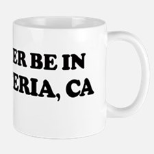 Rather: CARPINTERIA Mug