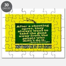 My Gun Rights Puzzle