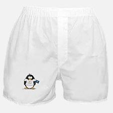 Oregon Penguin Boxer Shorts