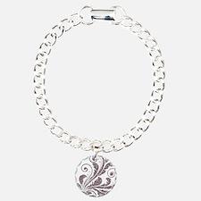 Artistic Floral Bracelet