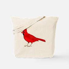 Claret Cardinal Tote Bag