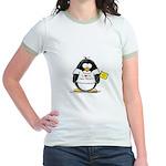 New Mexico Penguin Jr. Ringer T-Shirt