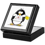New Mexico Penguin Keepsake Box