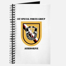 DUI - 1st Special Forces Group (Airborne) with Tex