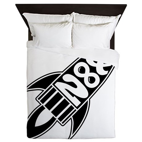 To Infinity And Beyond Queen Duvet