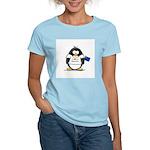 Nevada Penguin Women's Pink T-Shirt