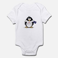 Montana Penguin Infant Creeper