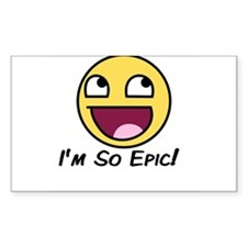 Epicface : I'm so Epic! Decal