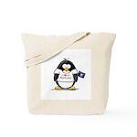 Montana Penguin Tote Bag
