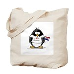 Missouri Penguin Tote Bag