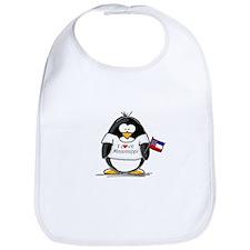 Mississippi Penguin Bib