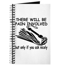 There Will Be Pain Involved Journal