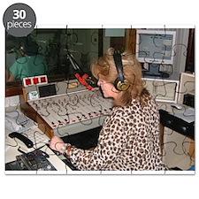 Nikki Hornsby on Radio Puzzle