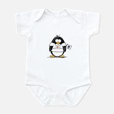 Massachusetts Penguin Infant Creeper