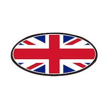 UK Falg Patches