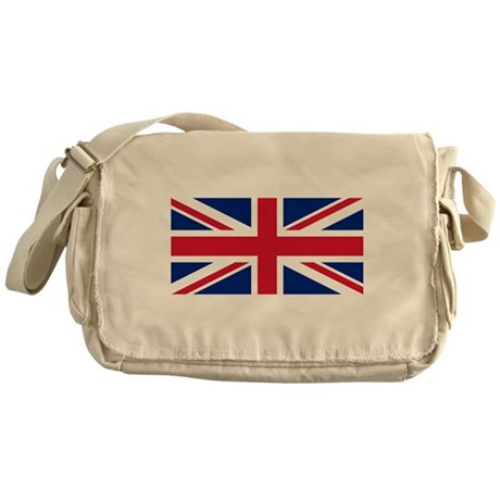 UK Falg Messenger Bag
