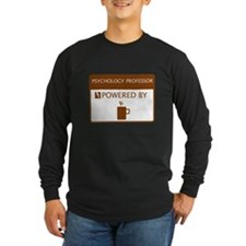 Psychology Professor Powered by Coffee T