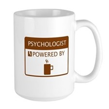 Psychologist Powered by Coffee Mug
