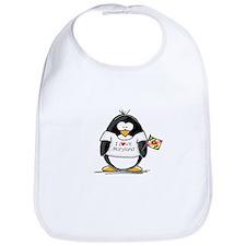 Maryland Penguin Bib