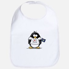 Maine Penguin Bib
