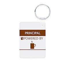 Principal Powered by Coffee Keychains