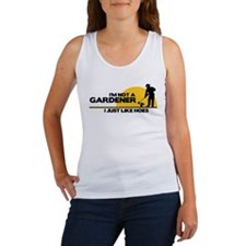 Im not a Gardener Women's Tank Top