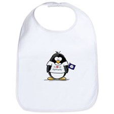 Kentucky Penguin Bib