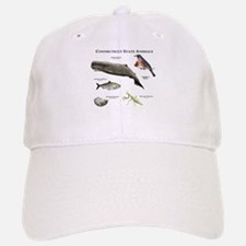 Connecticut State Animals Baseball Baseball Cap