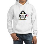 Georgia Penguin Hooded Sweatshirt