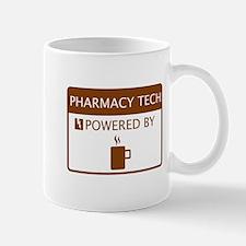 Pharmacy Tech Powered by Coffee Mug