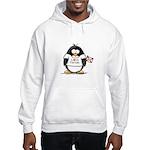 Florida Penguin Hooded Sweatshirt