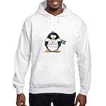 Delaware Penguin Hooded Sweatshirt