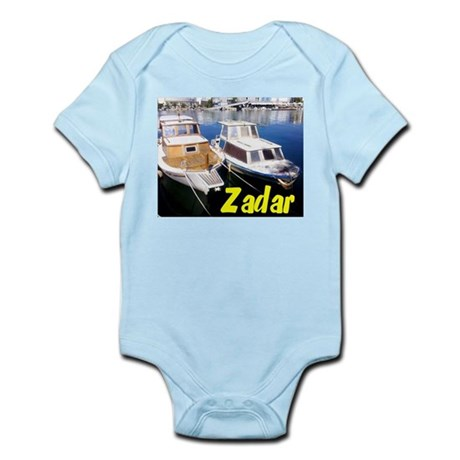 Zadar, Croatia Infant Bodysuit