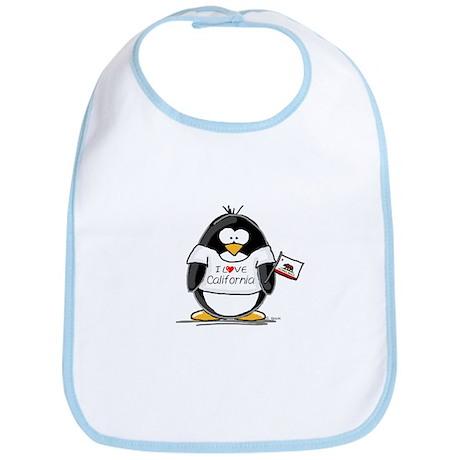 California Penguin Bib