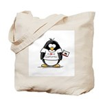 California Penguin Tote Bag
