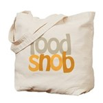 Food Snob Tote Bag