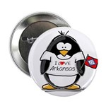 Arkansas Penguin Button
