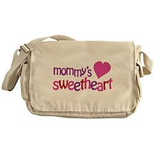 Mommy's Sweetheart Messenger Bag