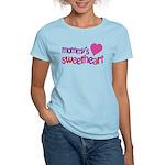 Mommy's Sweetheart Women's Light T-Shirt