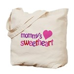 Mommy's Sweetheart Tote Bag