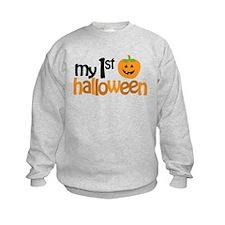 My 1st Halloween Sweatshirt