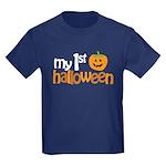 My 1st Halloween Kids Dark T-Shirt