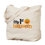 My 1st Halloween Tote Bag