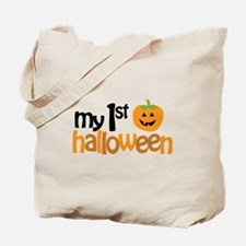 My 1st Halloween Tote Bag