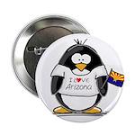 Arizona Penguin Button