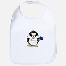 Alaska Penguin Bib