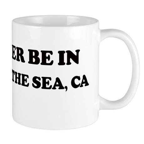Rather: CARDIFF BY THE SEA Mug